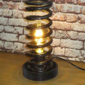Scheibelberger Lampe Feder